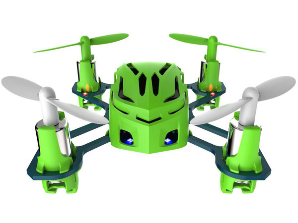 Hubsan Q4 Nano Quadcopter with Gift Box  - Green H111G