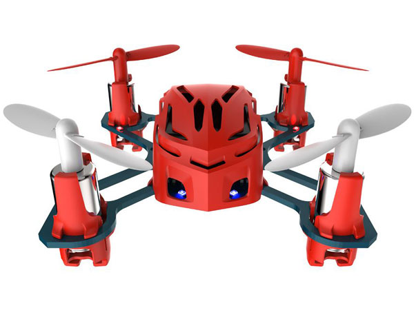 Hubsan Q4 Nano Quadcopter with Gift Box  - Red H111R