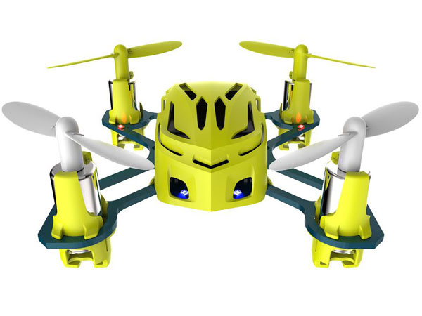 Hubsan Q4 Nano Quadcopter with Gift Box  - Yellow H111Y