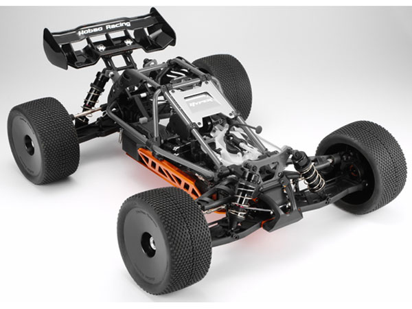 HoBao Hyper SS Cage RTR Nitro Powered Truggy - Black HBCT-S28B