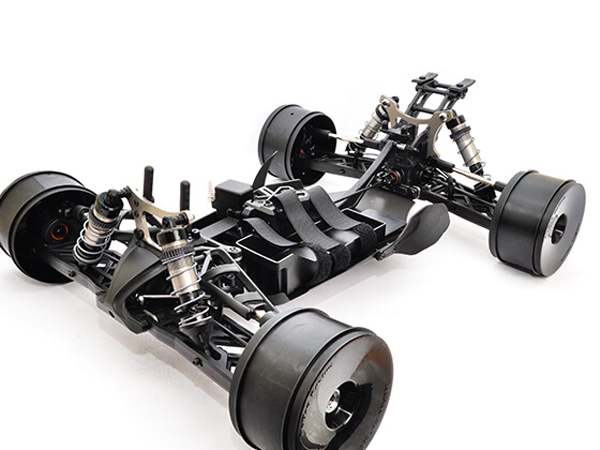 HoBao Hyper SSTe Truggy 1/8th Scale Electric Rolling Chassis HBSSTE