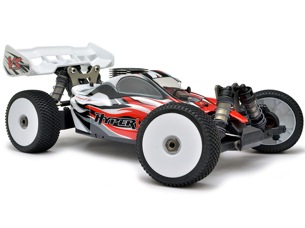 HoBao Hyper VS 1/8 RTR Buggy 30 Turbo - Red HBVS-S30R