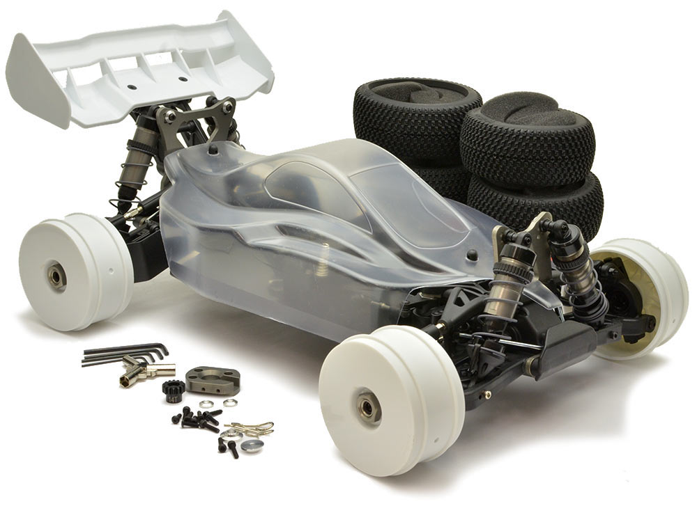 HoBao Hyper VS 1/8 Buggy - Electric Roller HBVSE