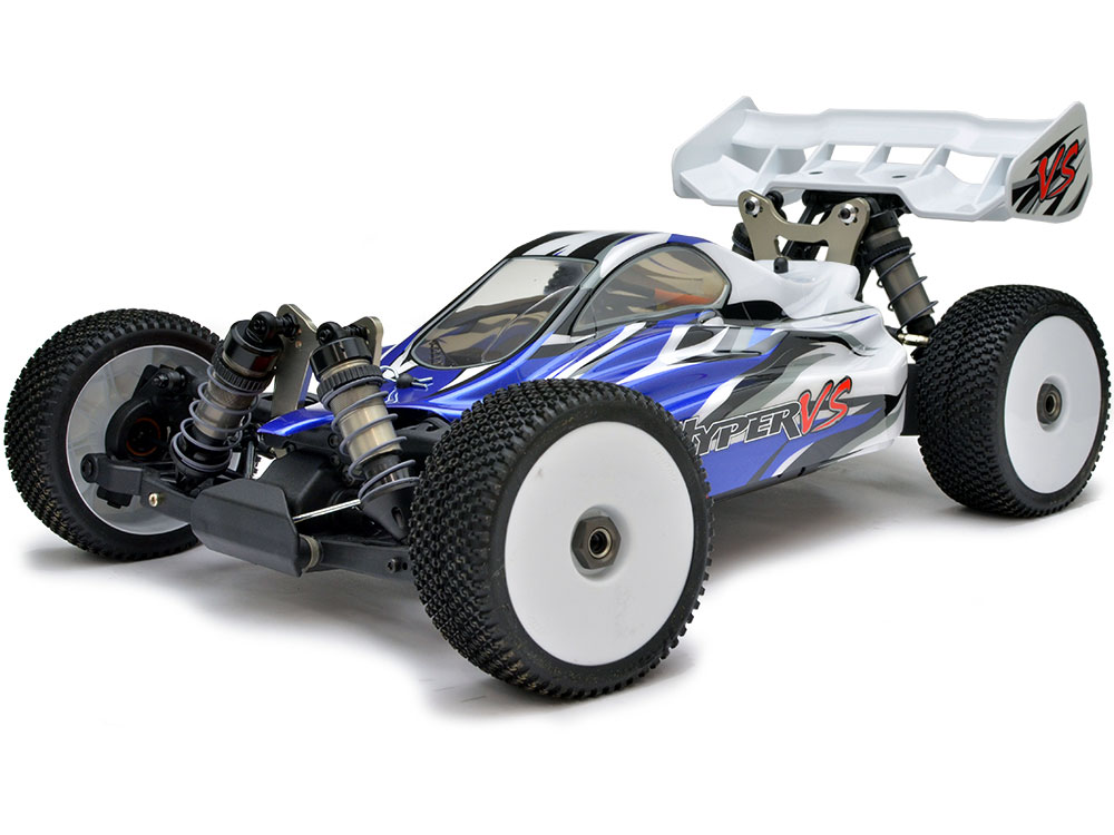 HoBao Hyper VS 1/8 RTR Brushless Buggy - Blue HBVSE-C100BU