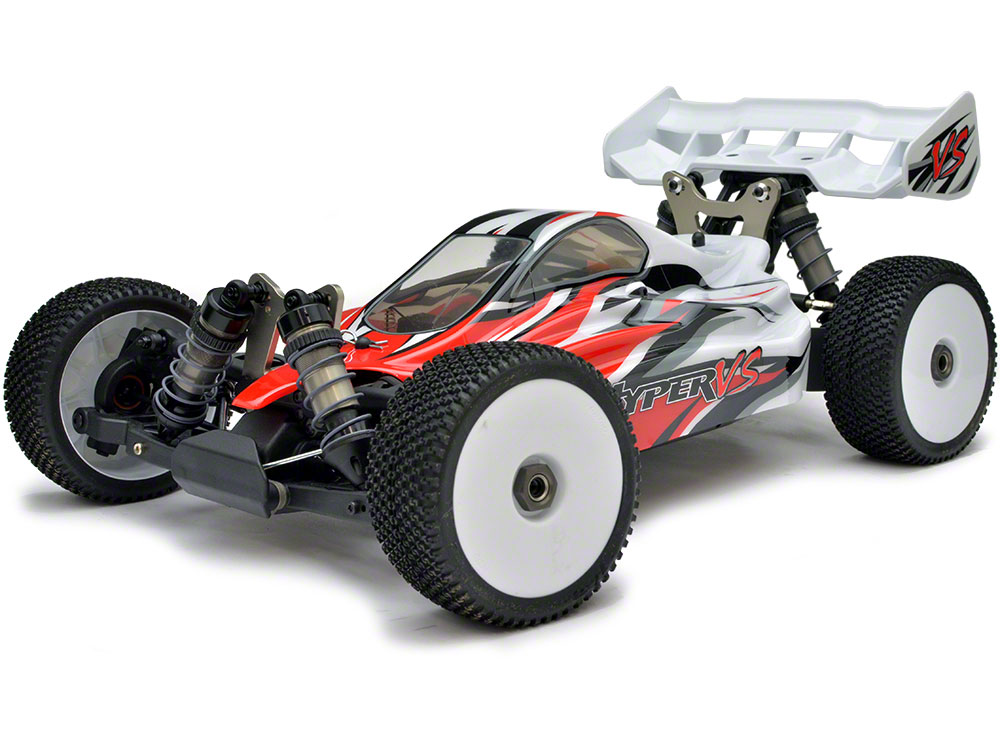 HoBao Hyper VS 1/8 RTR Brushless Buggy - Red HBVSE-C100R