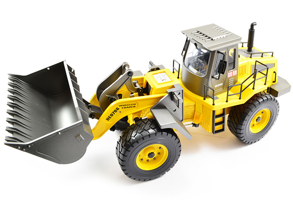 Hobby Engine Premium Label Digital 2.4Ghz Wheeled Loader HE0706