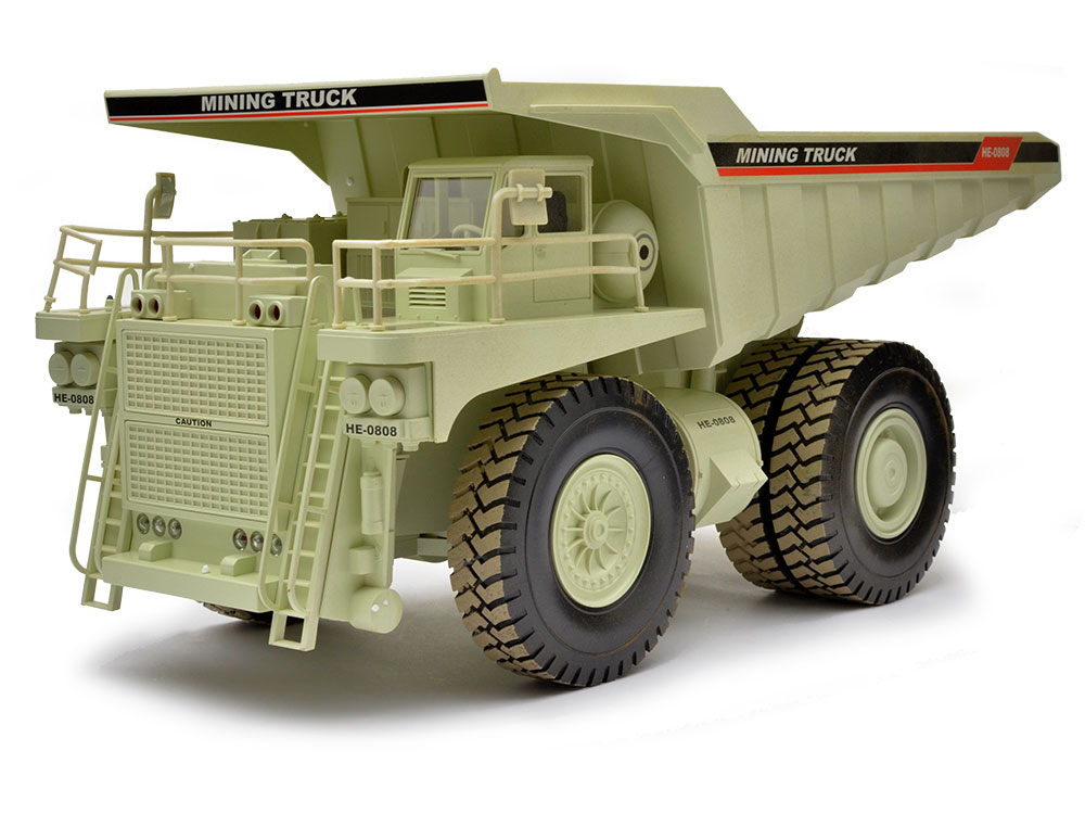 Hobby Engine 1 24 Construction Site Mining Truck He0808