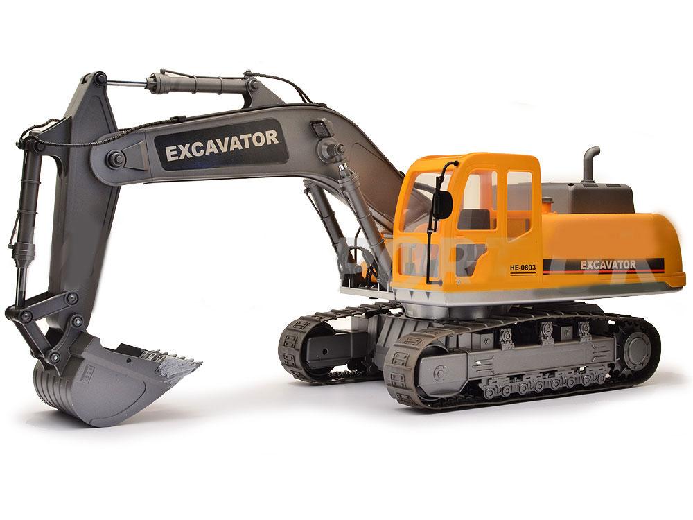 Hobby Engine Excavator He0803