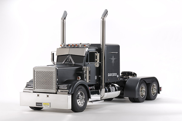 Tamiya Grand Hauler Matt Black Edition 56356