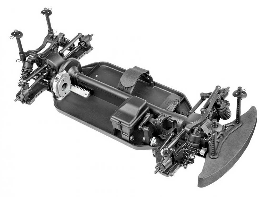 HPI-113711 HPI 113711 Motor Mount Set