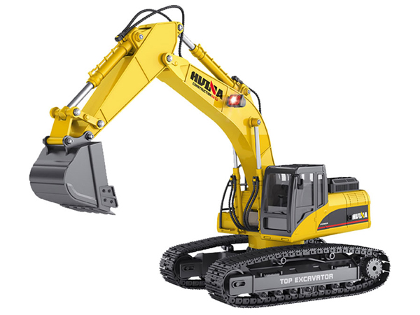 Huina 1/14 Full Alloy 23 channel 2.4GHz Excavator CY1580