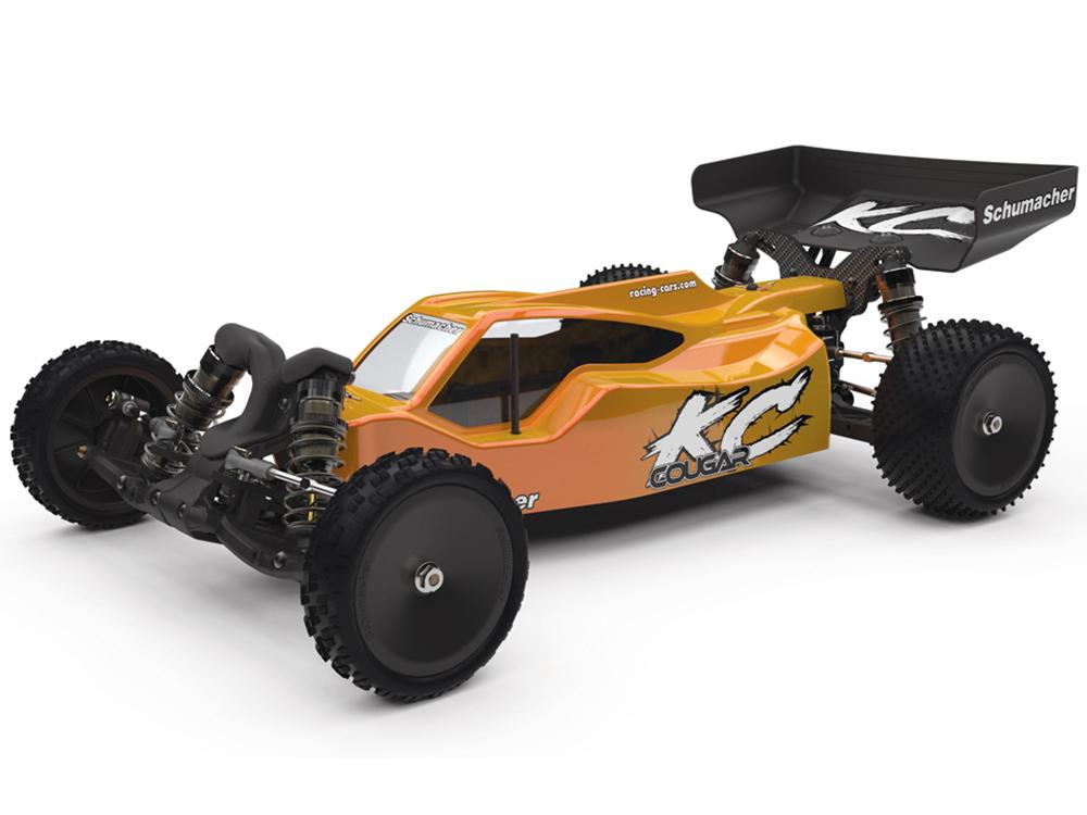 Schumacher Cougar KC 2WD Carpet Astro Spec 1 10th