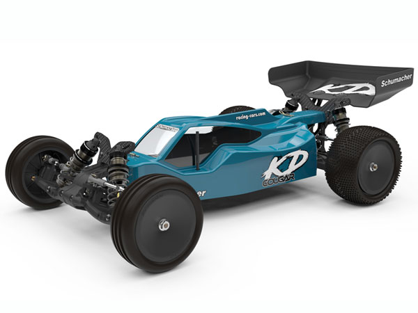 Schumacher Cougar KD 2WD Dirt Spec 1-10th Competition Buggy - Kit K171
