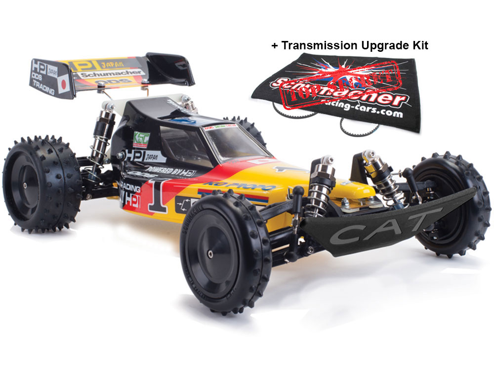 Schumacher CAT XLS Masami with Upgrade Transmission Bundle K172-7236-TB