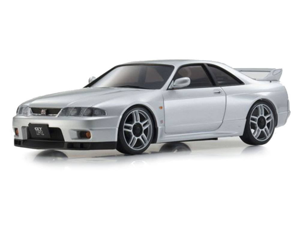 Kyosho Mini Z MA020 Sports 4wd Nissan Skyline GTR R33 V-Spec 32139S