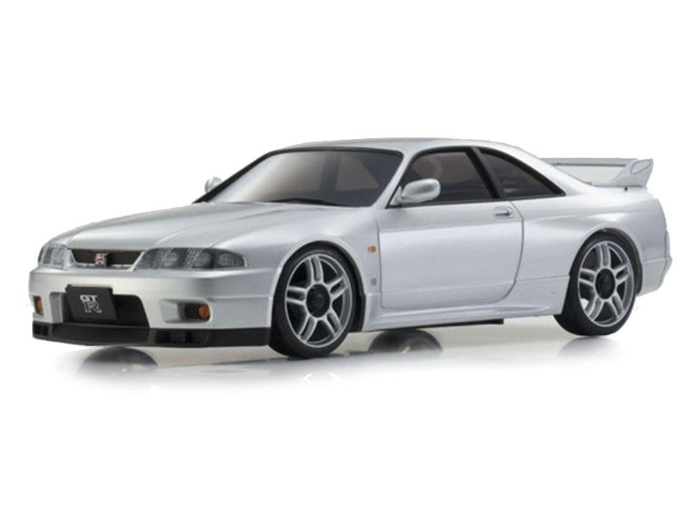 Kyosho Mini Z MA020 Sports 4wd Nissan Skyline GTR R33 V-Spec 32139S