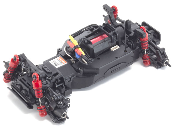 Kyosho Mini Z MB010-VE ASF Chassis Set 32291