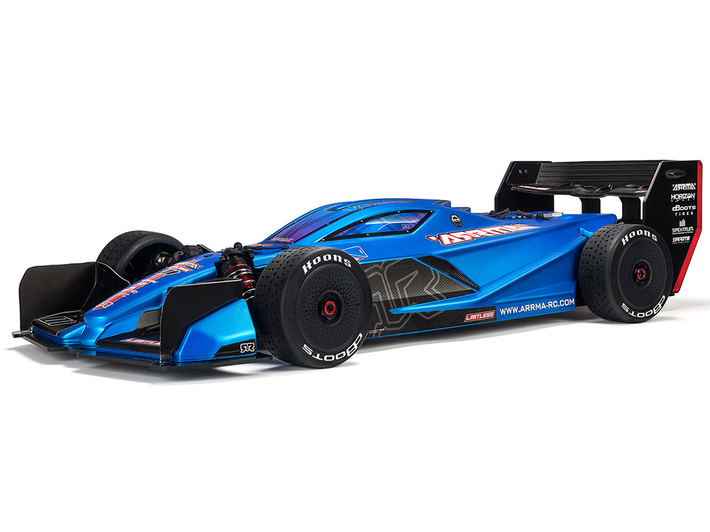 Arrma Limitless Speed Bash 1/7th All-Road Speed Machine - Matte Blue ARA109011