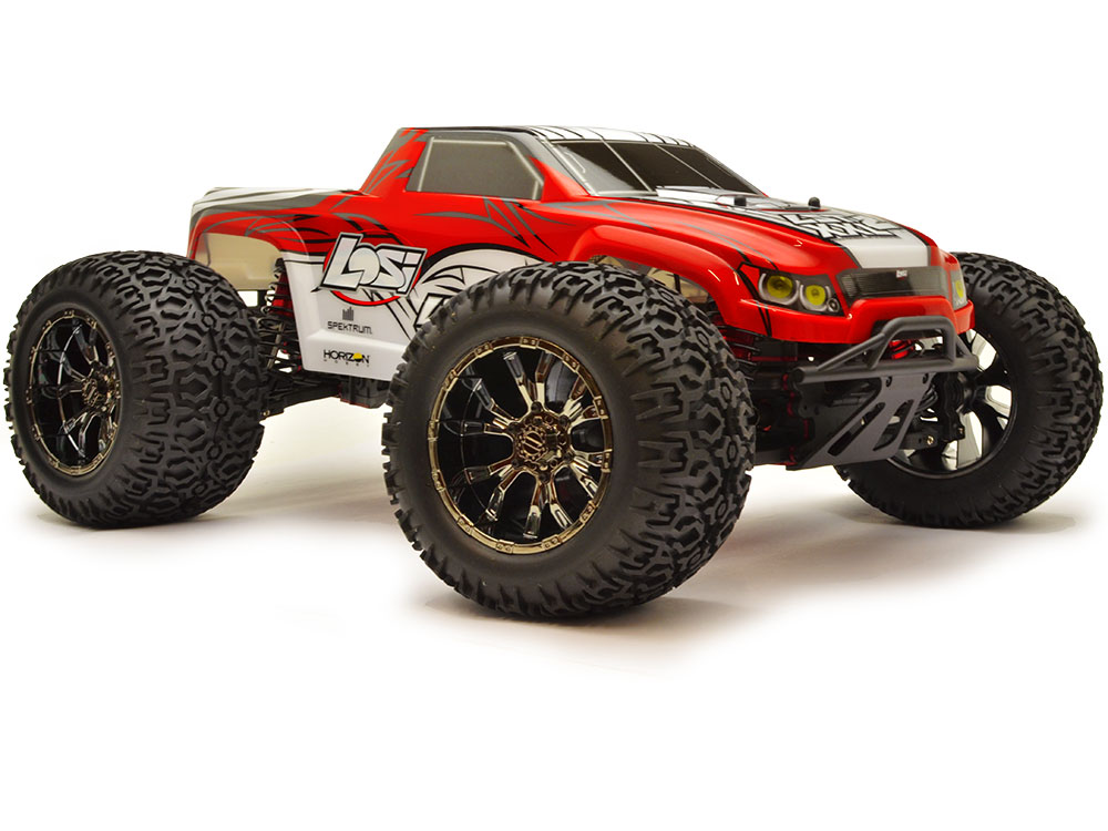 Losi 1:8 LST XXL-2 4WD Petrol Monster Truck RTR LOS04002C