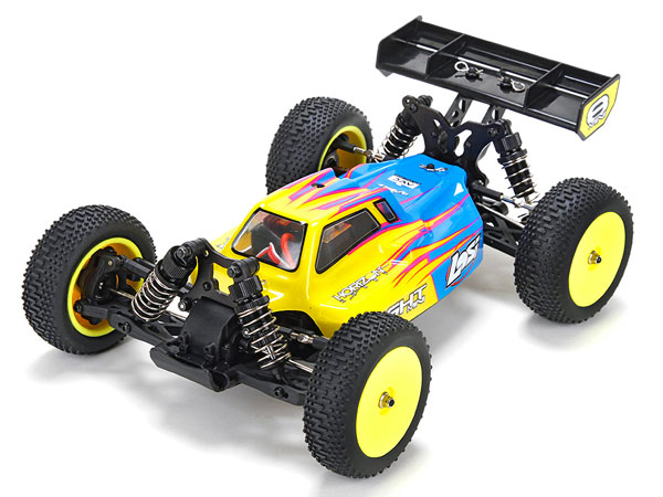 Losi Mini 8ight RTR AVC:1/14 4WD Buggy Blue IN LOS01004IT1