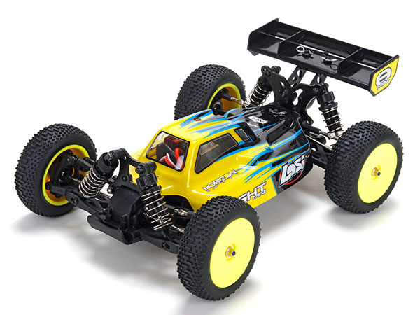 Losi Mini 8ight RTR AVC:1/14 4WD Buggy Black IN LOS01004IT2