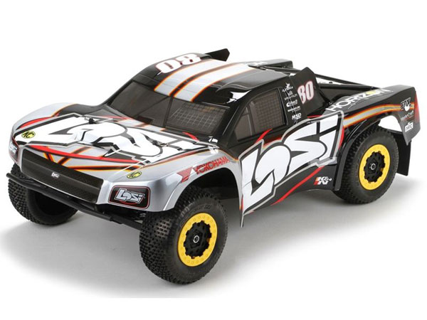 Losi 2WD XXX-SCT Brushless AVC RTR SC Truck  LOS03002IC