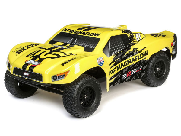 Losi 1/10 22S 2WD SCT RTR - Magna Flow LOS03022T1