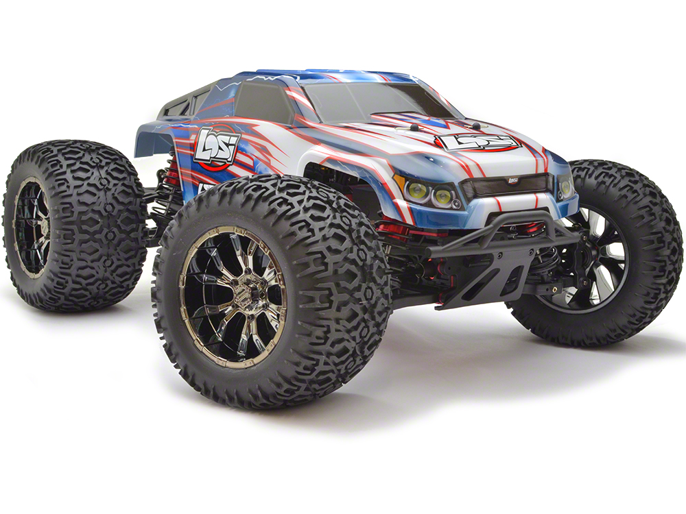 Losi 1/8 LST XXL-2 4WD Electric RTR with AVC LOS04004I