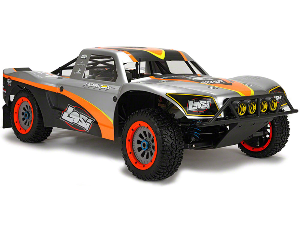 Losi 5IVE-T RTR with AVC 1/5th 4WD SCT RTR LOS05002C