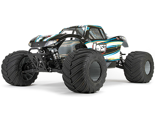 Losi Monster Truck MTXL RTR (Black) LOS05009T1