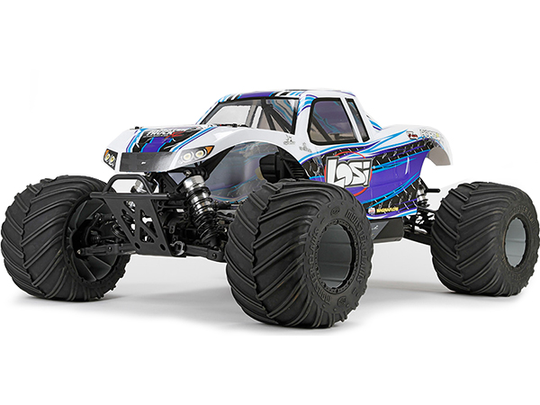Losi Monster Truck MTXL RTR (White) LOS05009T2