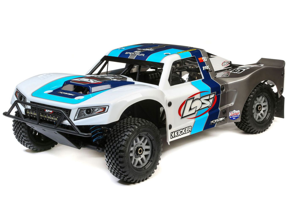Losi 5IVE-T 2.0 Short Course Truck BND - Blue LOS05014T1