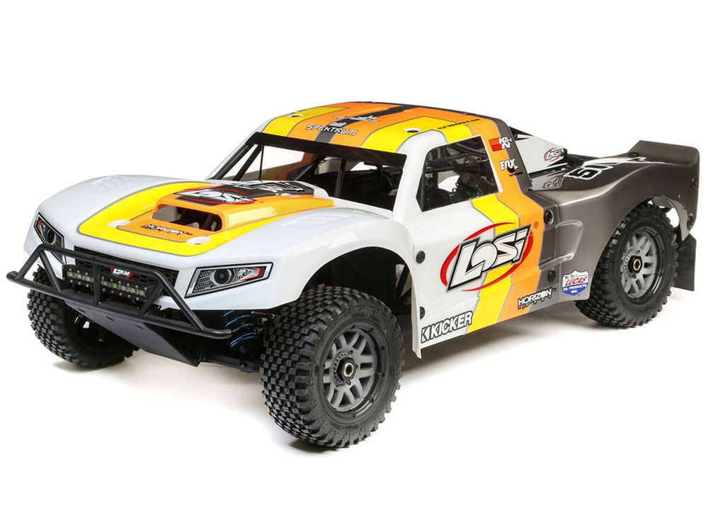 Losi 5IVE-T 2.0 Short Course Truck BND - Orange LOS05014T2