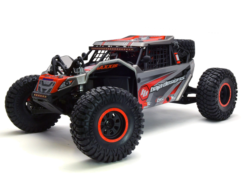 Losi 1/6 Super Rock Rey - Baja Designs LOS05016T2