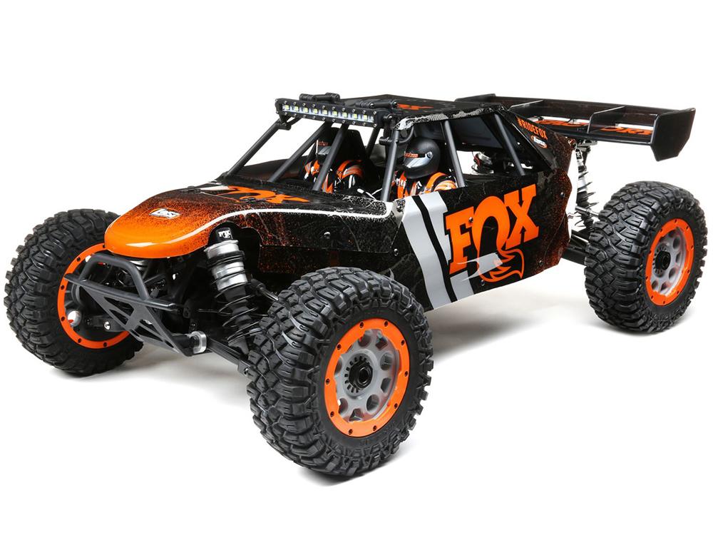 Super Baja Rey Losi Dogbone Rear Axle 2