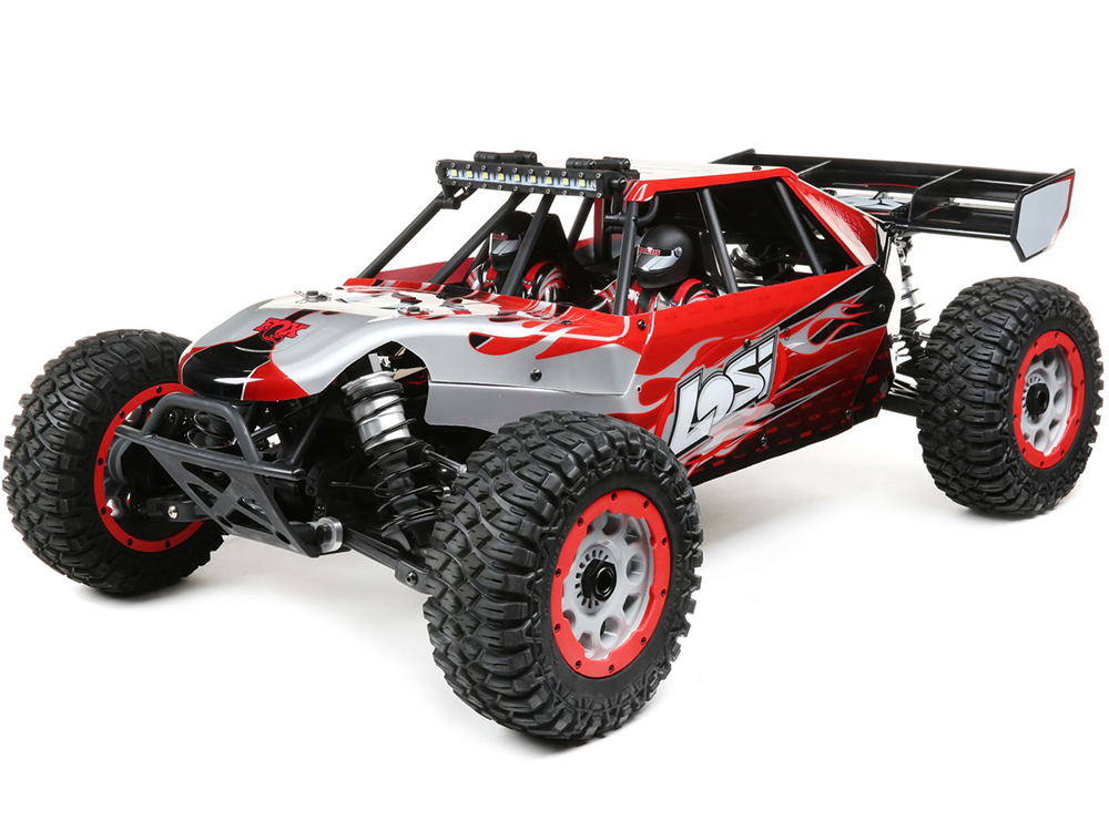Losi DBXL-E 2.0 4WD Brushless Desert Buggy RTR with Smart - Smart Body LOS05020T2