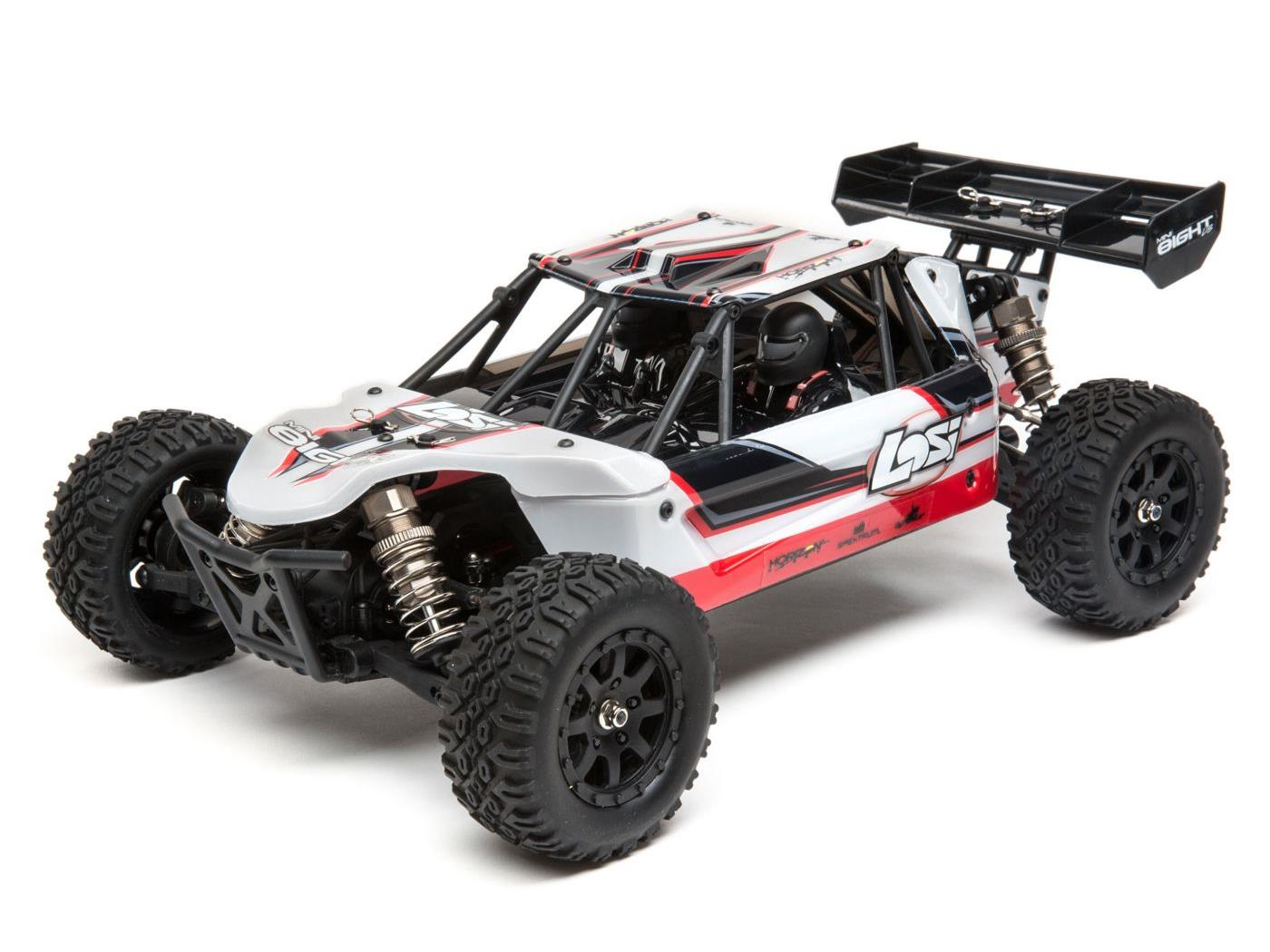 Losi Mini 8ight DB RTR - White LOS01009IT1