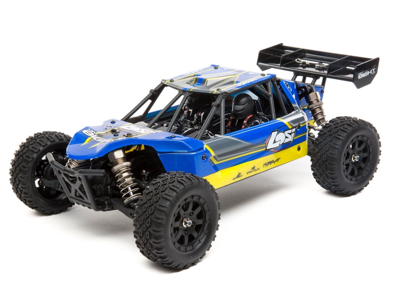 Losi Mini 8ight DB RTR - Blue LOS01009IT2