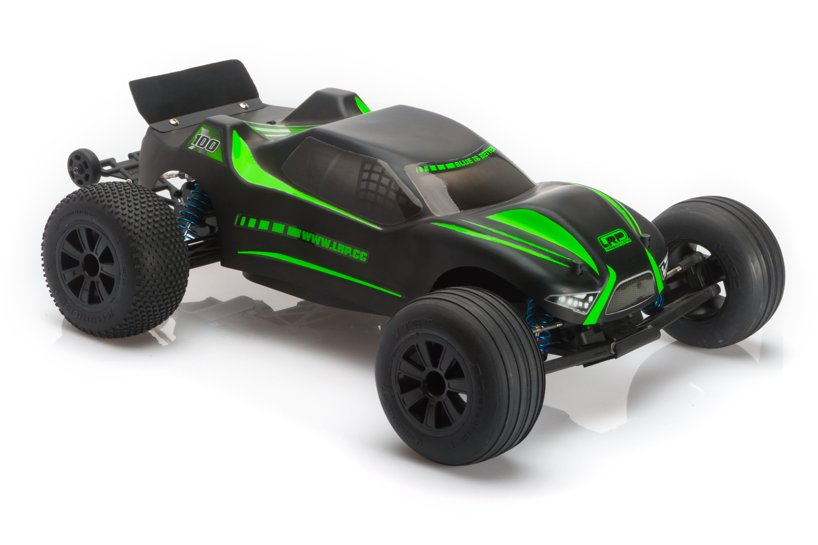 LRP S10 Twister 2 Extreme RTR Brushless Truggy 120512