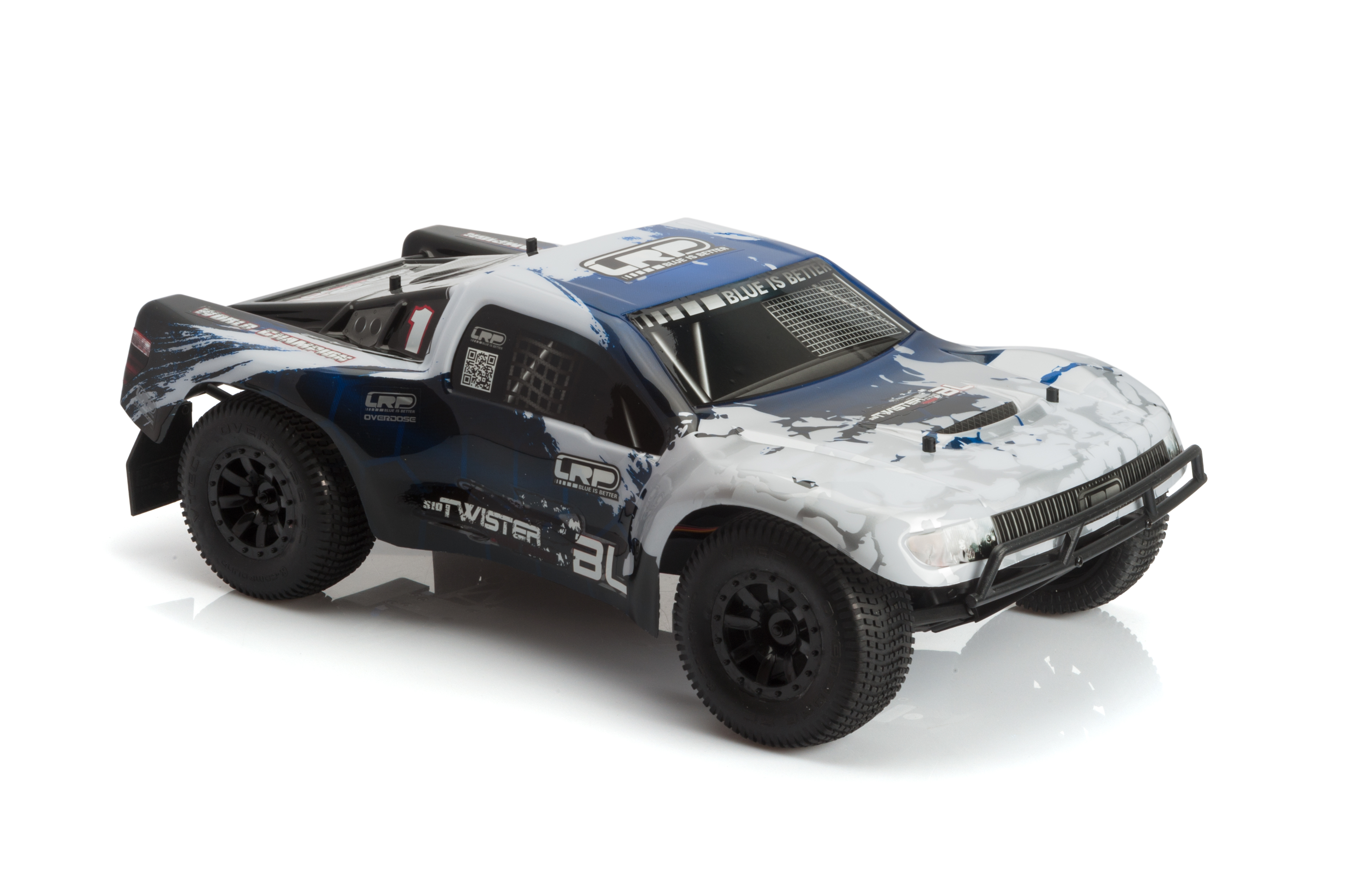 LRP S10 Twister 2 SCTruck Brushless 2.4Ghz RTR 1/10 Electric 2WD SC Truck 120712