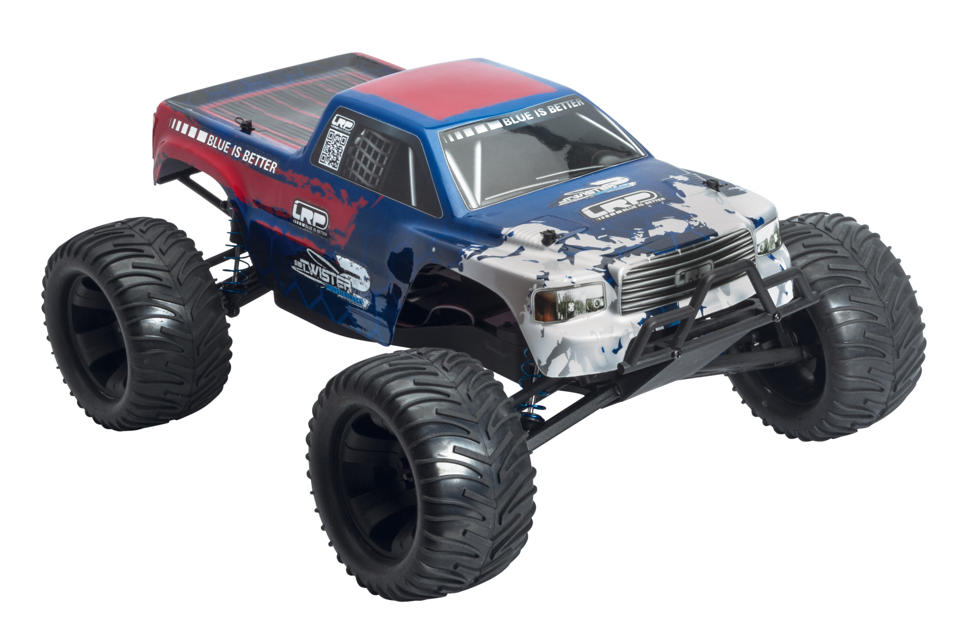 LRP S10 Twister 2 MonsterTruck 2WD 1/10 Electric 2WD 2,4GHz MonsterTruck RTR 120811