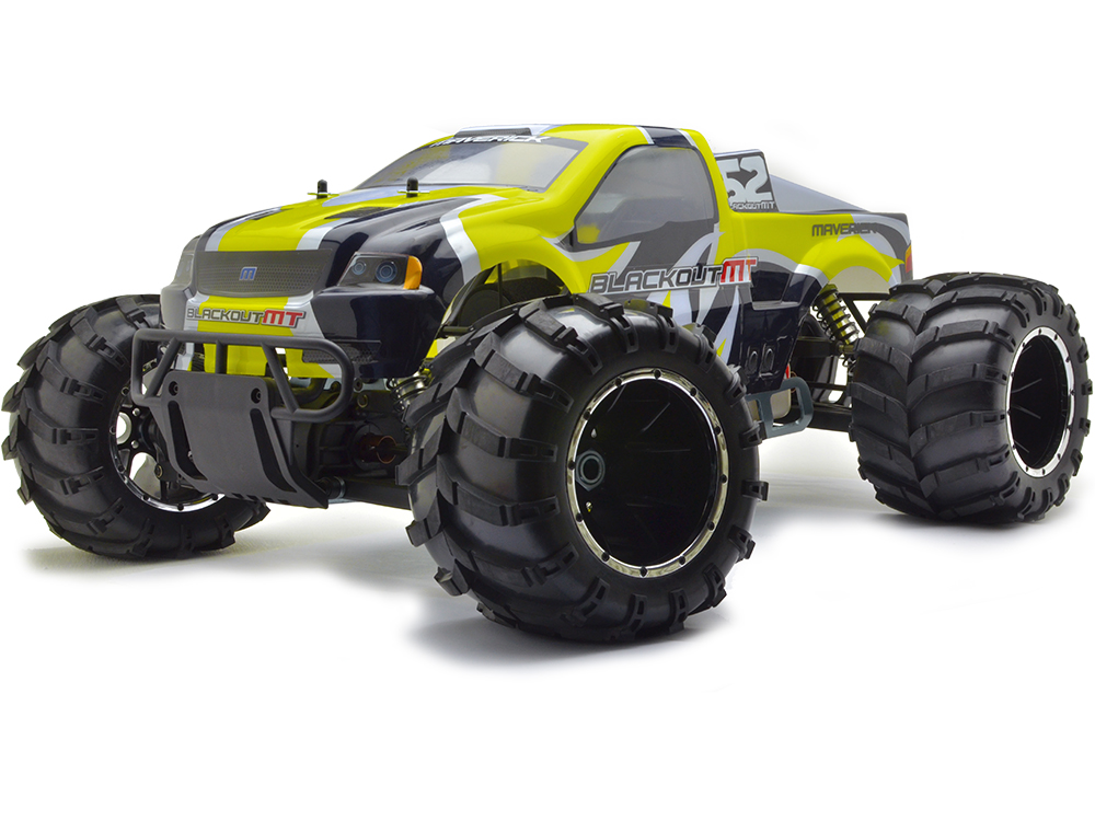 Maverick Blackout MT 1:5th Monster Truck MV12404