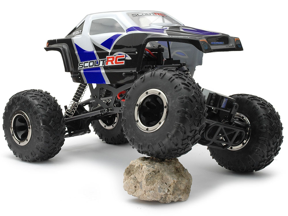 Maverick Scout RTR Rock Crawler WP MV12501