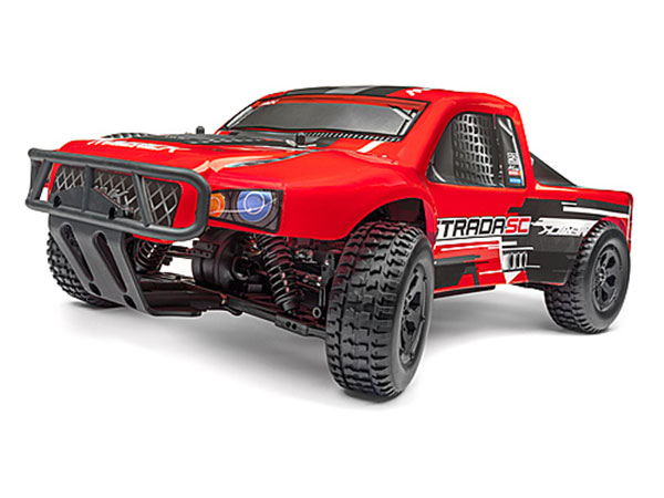 Maverick Strada SC 1/10 RTR Electric Brushless Short Course - Red MV12625