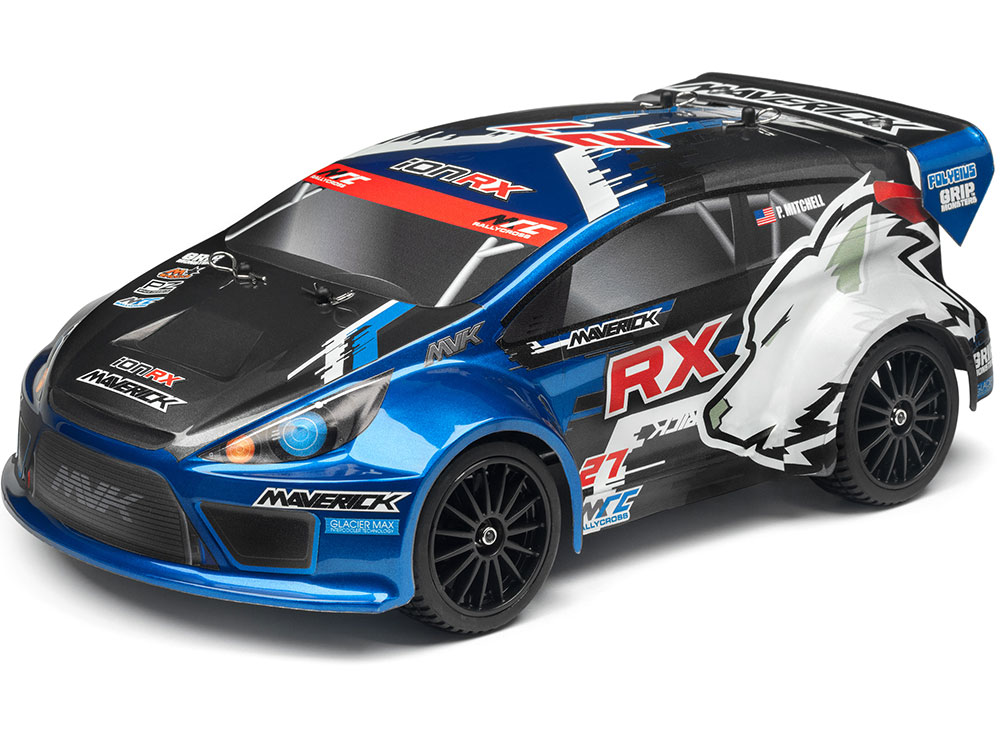 Maverick iON RX 1/18 RTR Electric Rally Car MV12805
