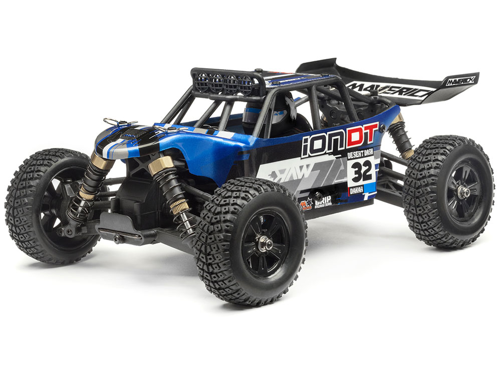 Maverick iON DT 1/18 RTR Electric Desert Truck MV12806