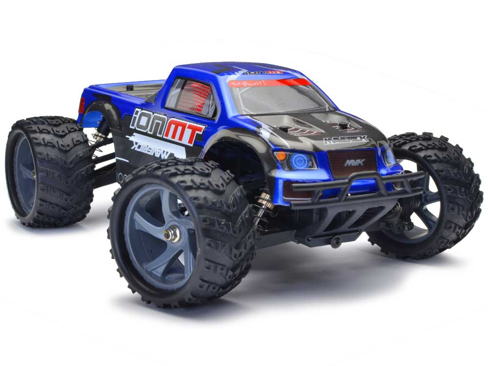 Maverick iON MT 1/18 RTR Electric Monster Truck MV12809