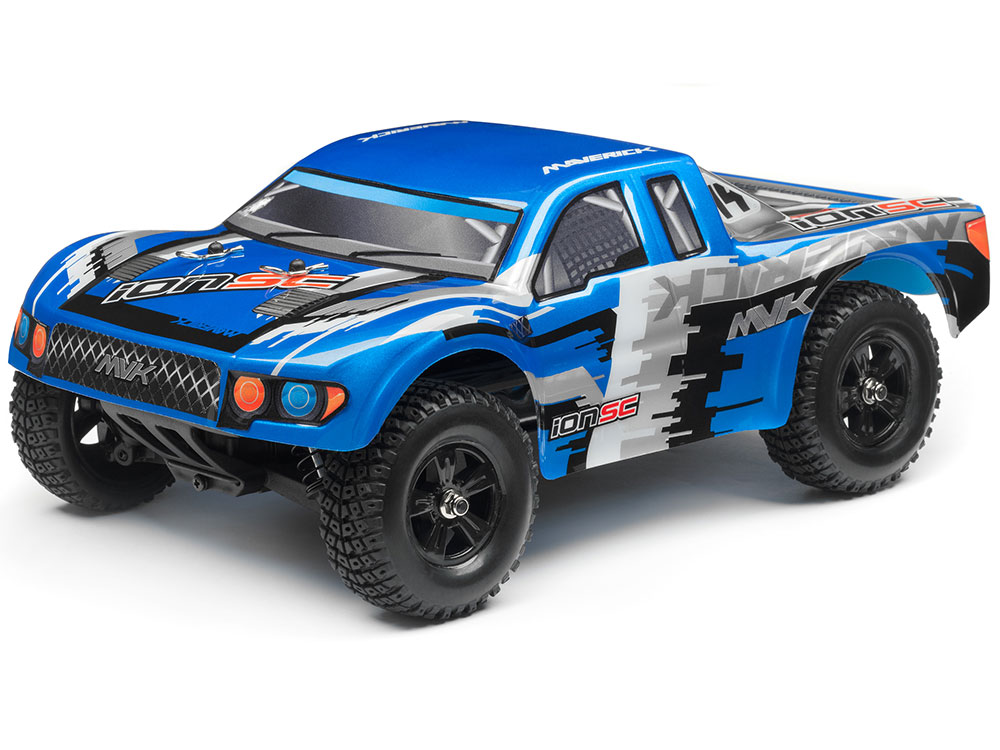 Maverick iON SC 1/18 RTR Electric Short Course MV12810