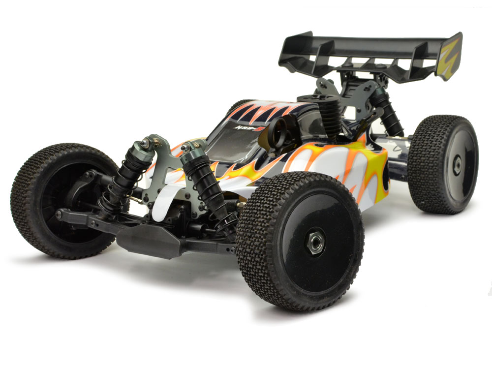 Nanda Racing NRB-5 Buggy RTR 1/8th Yellow (Pre-Owned) PBK1001Y-U1