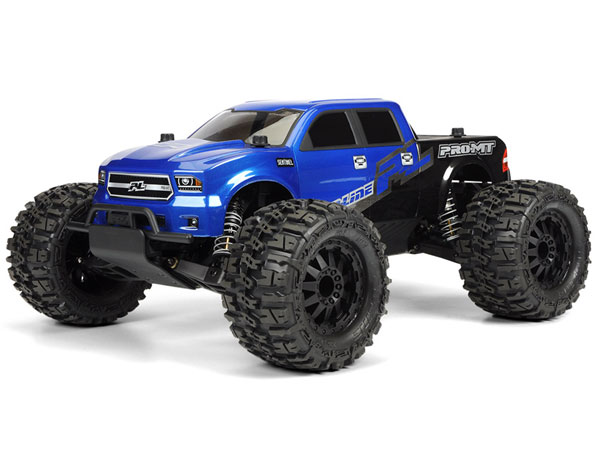 Pro-Line PRO-MT 2WD 1:10 Monster Truck Kit PL4003-00